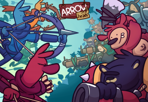 Arrow Heads Secondary cover image for the video game on steam by oddbird